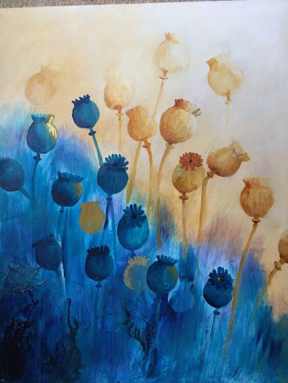 Poppy Seed Bouquet