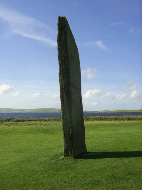 Stones of Stenness Orkneys