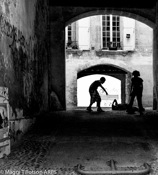 Down & Out in Arles