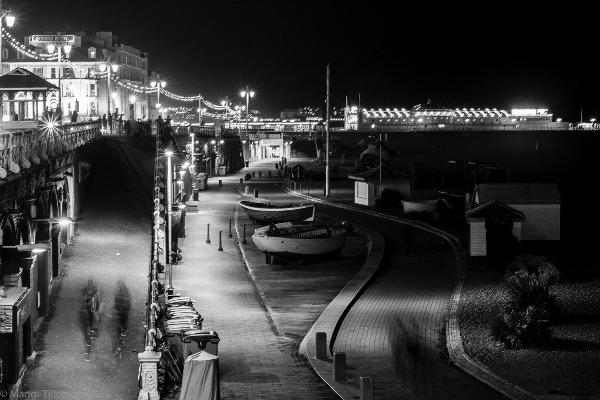 Brighton-Night-time Stroll