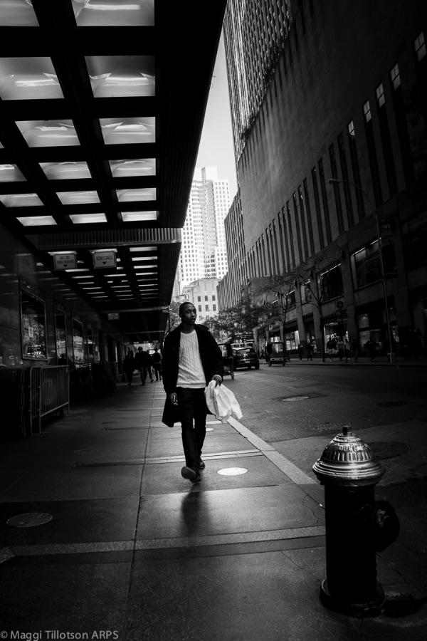 Outside Radio City