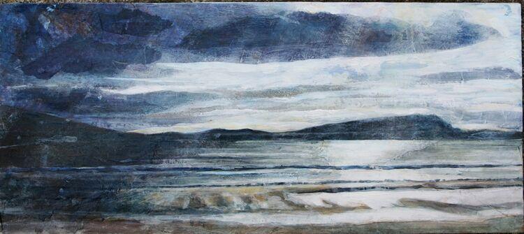 Achill from Blacksod Bay