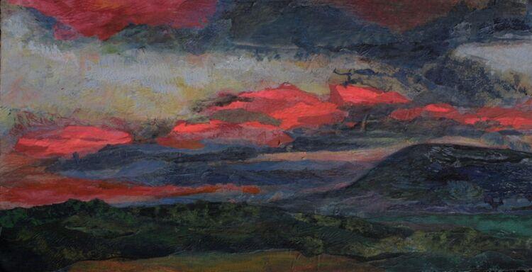 Buckoogh Magic Clouds, 29 x 15 cms uf
