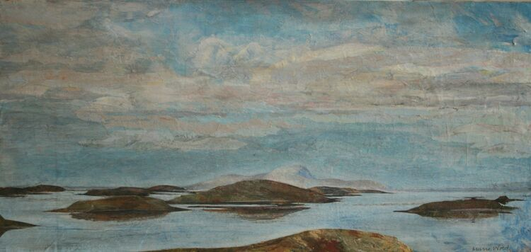 Clare Island and Drumlins