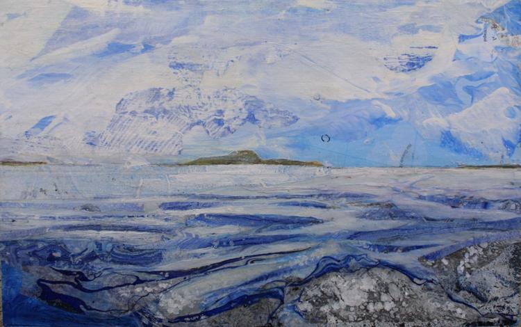 Clare Island Seascape 2