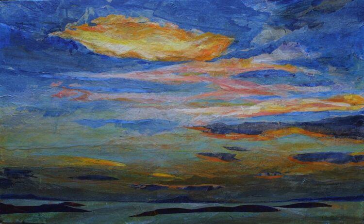 Clare Island Sundown