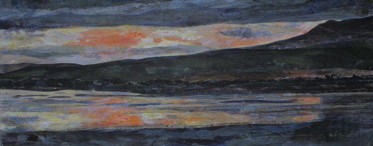 Edge of Croagh Patrick