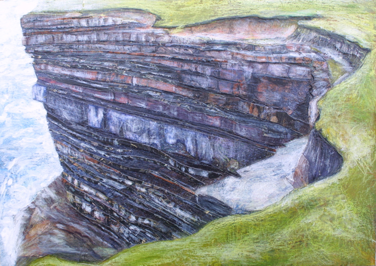 Cliff Edge, Downpatrick Head
