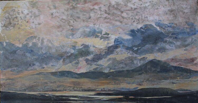 Croagh Patrick Mist 1