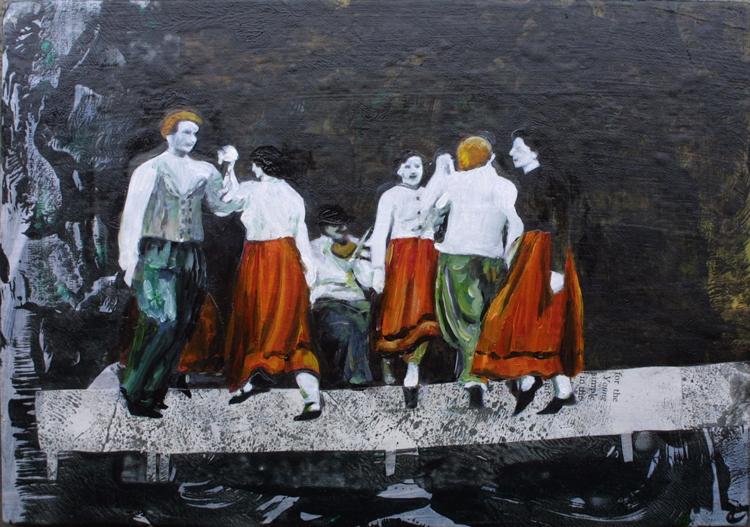 Irish Dancers 4