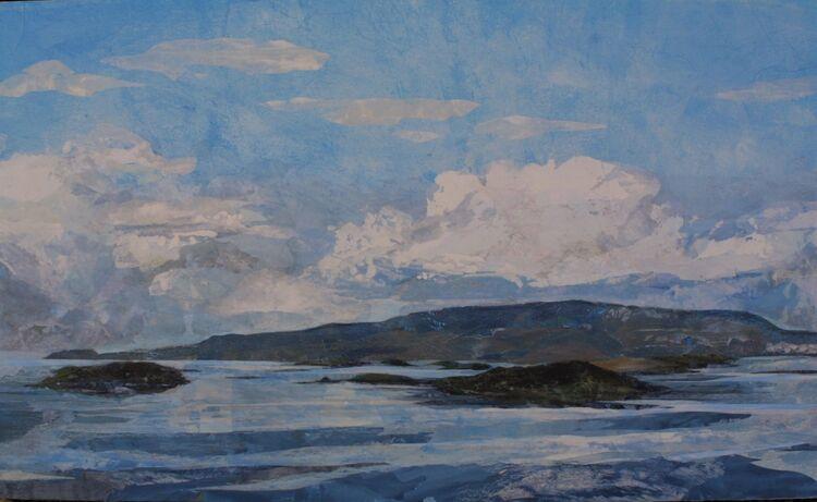 Drumlins Clew Bay 1
