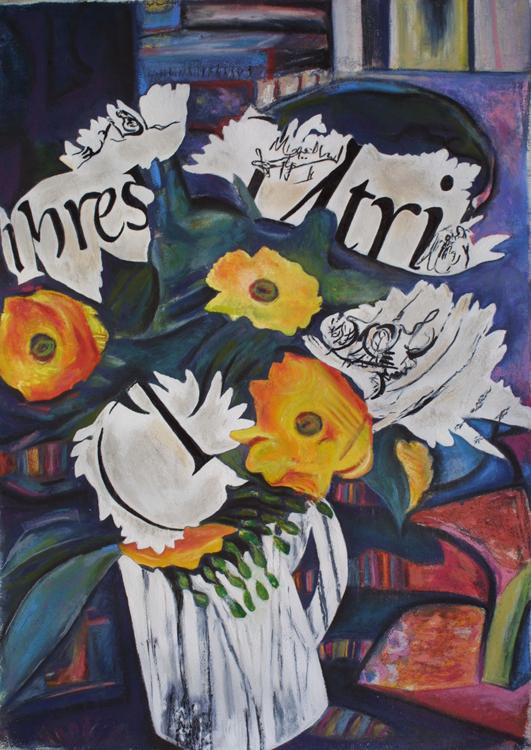 Utrillo Flowers
