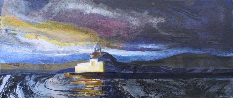 Inishgort Lighthouse