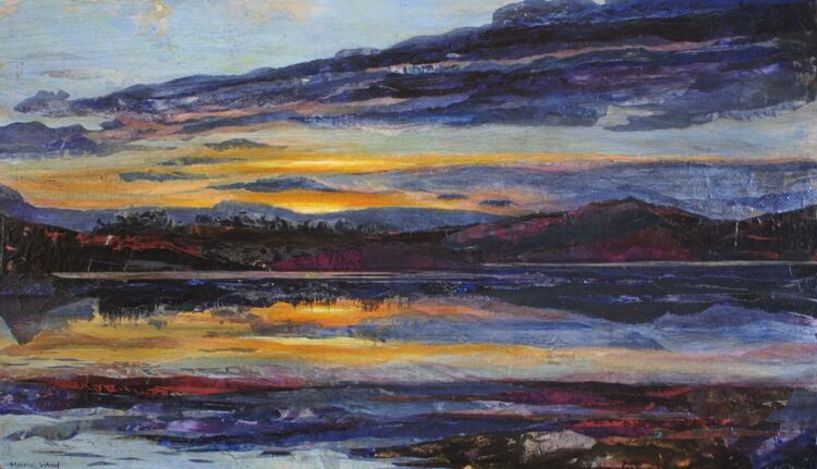 Rossanrubble Sunset 1 SOLD