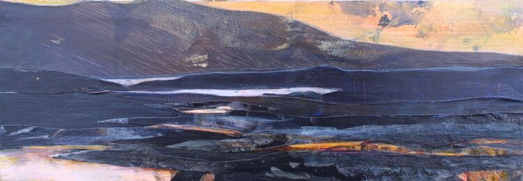 Sundown Clew Bay