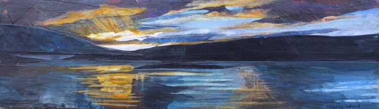 Sundown Clew Bay 3
