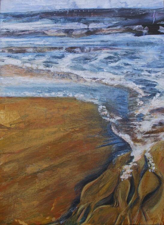 Waves & Shifting Sands