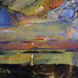 Clare Island Sunset 1