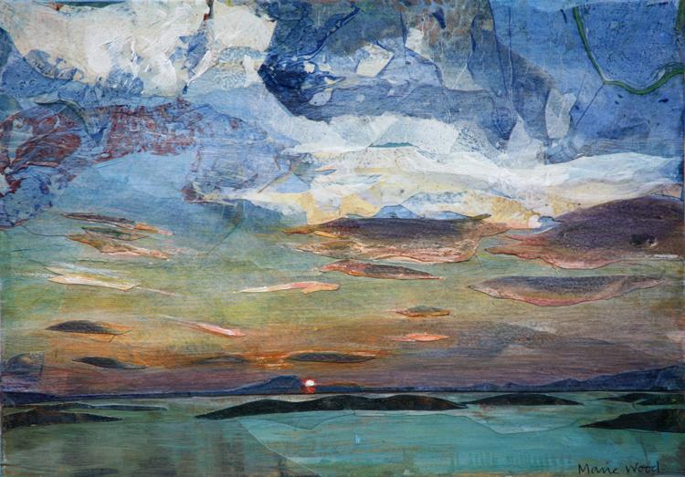 Clare Island Sunset 3