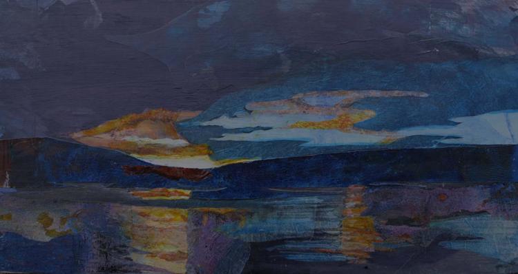 Clew Bay Sundown 2