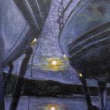 Moonlit Boats