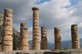 Delphi, Ancient Greek ruins