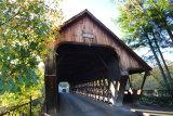 Covered Bridge near Stowe