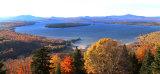 Rangeley Lakes, northern Maine