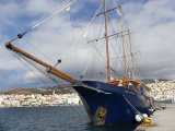 "Ship ""Galileo"" : Cruise around Cyclades group of Islands"