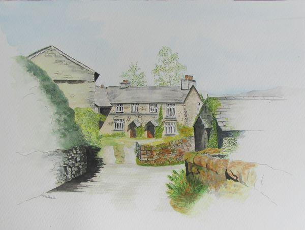 Lakeland Cottage Troutbeck, Cumbria
