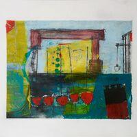 Boatline , by Stuart Wilkie