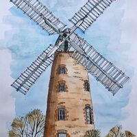 Billingford Windmill, Norfolk