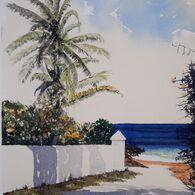 Road to Nassau, after Winslow Homer