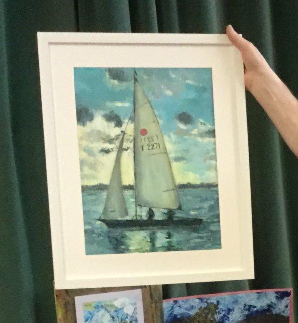 Joy's 'Monet'