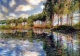 After Monet Oil 75 x 55 cm £250