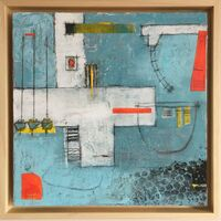 Harbours, by Stuart Wilkie