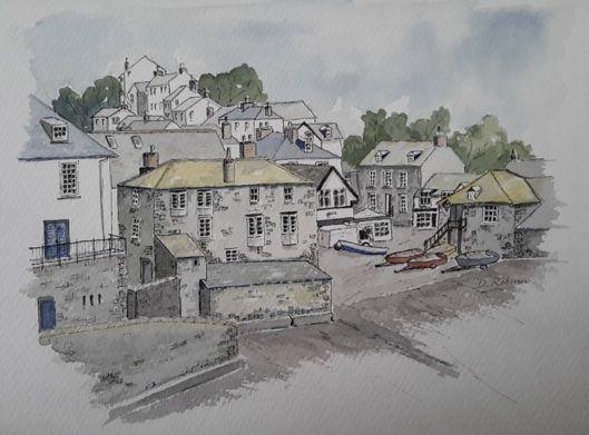 Cornwall, port Isaac, £50.00