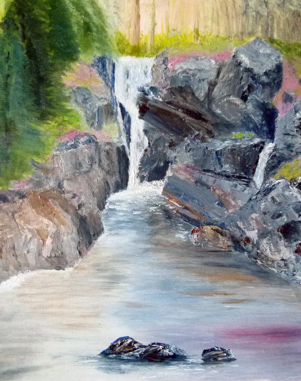 The McHoneth Falls