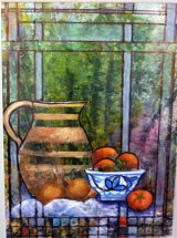 Stained Glass Window Acrylic £95