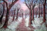 Winter trees, NFS