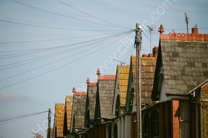 Colourful Roof Tops