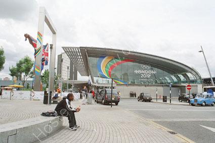 Olympic Games 2012 Stratford
