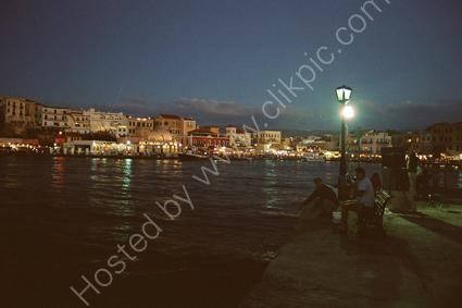 Crete by night 1