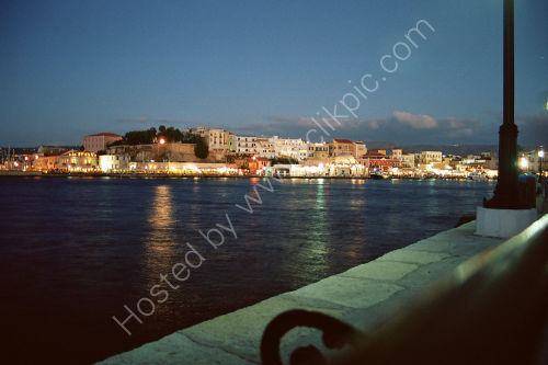 Crete by night 2