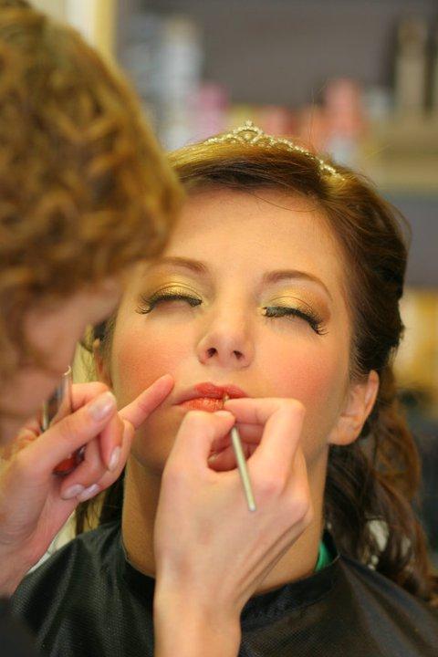 romantic wedding makeup 1