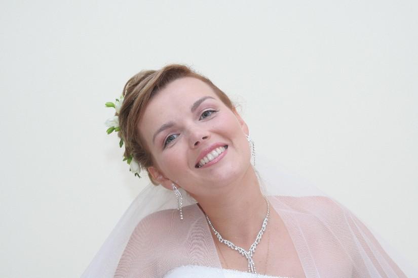 romantic wedding makeup 5