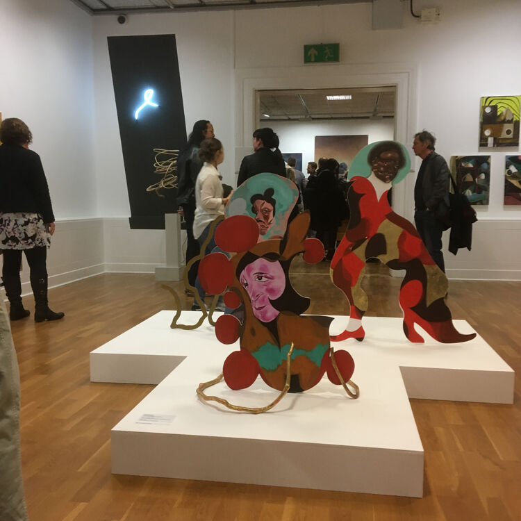 Shortlisted for Contemporary British Painting Prize