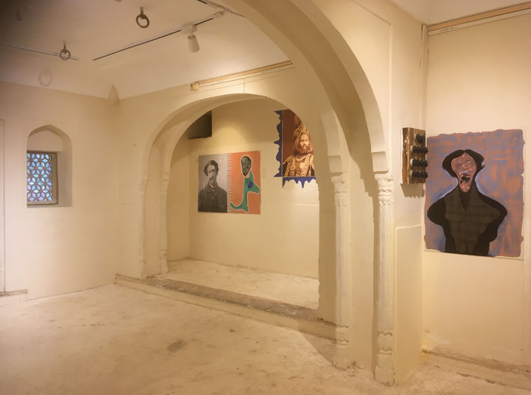 Hobson-Jobson exhibition, Museum of Legacies Jaipur 2018