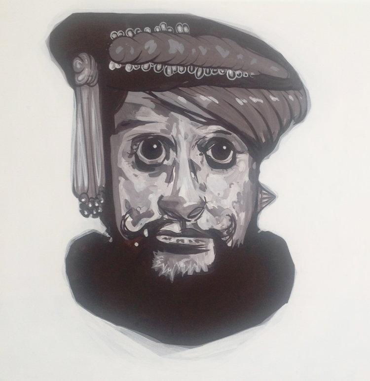 Unruly Maharajah IV