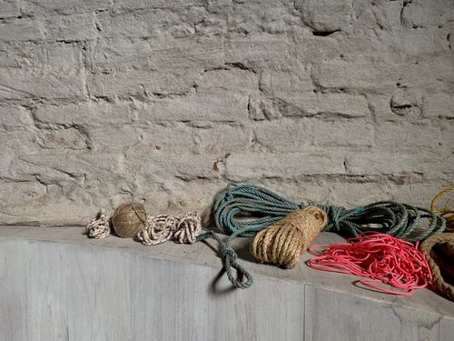 small selection of ropes